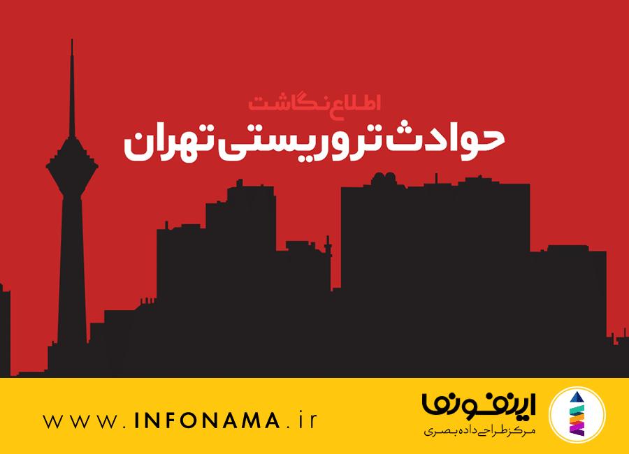 پیش نمایش اینفوگرافیک حوادث تروریستی تهران